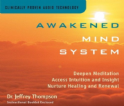 Awakened Mind System (2 CD) - Jeffrey Thompson